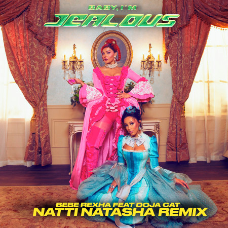 Baby, I'm Jealous (feat. Doja Cat) (Natti Natasha Remix) 專輯封面