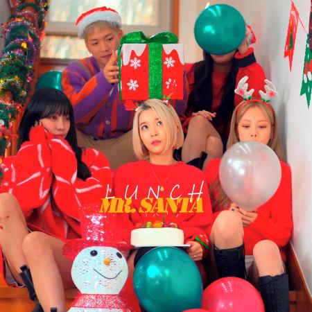 Mr. Santa 專輯封面
