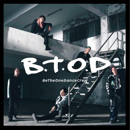 B.T.O.D 專輯封面
