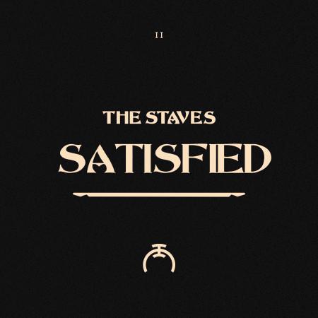 Satisfied 專輯封面