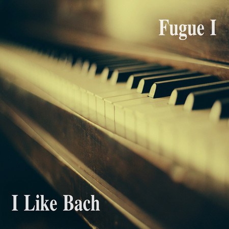 Bach: The Well-Tempered Clavier, Book I, Fugues Nos. 1-12, BWV 846-858 專輯封面