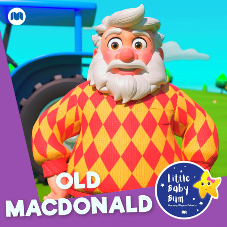 Old Macdonald 專輯封面