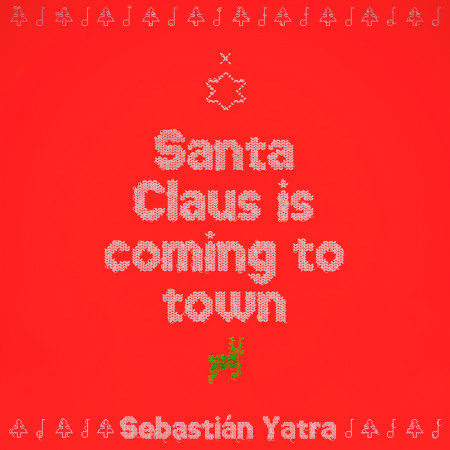Santa Claus Is Comin' To Town 專輯封面