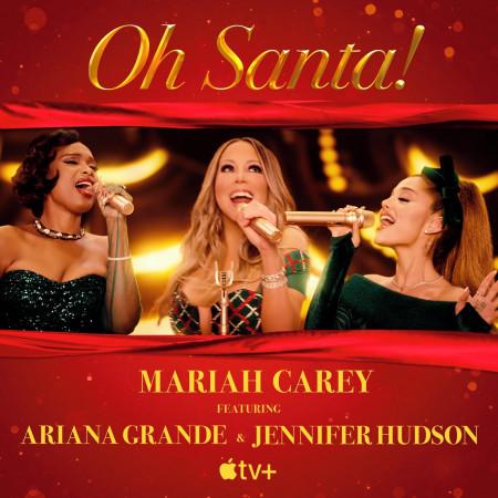Oh Santa! (feat. Ariana Grande & Jennifer Hudson) 專輯封面