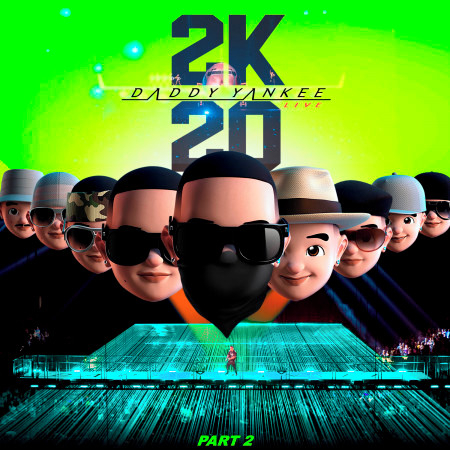 2K20, Pt. 2 (Live) 專輯封面