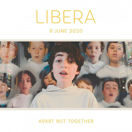 Libera - Apart but Together 專輯封面