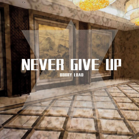 Never Give Up 專輯封面