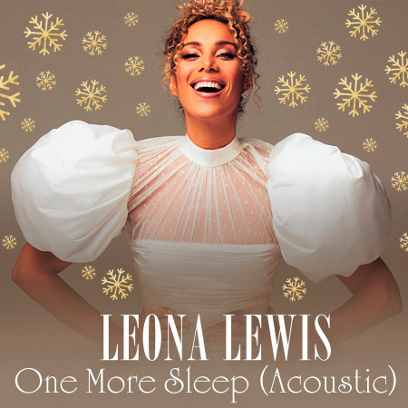 One More Sleep (Acoustic) 專輯封面