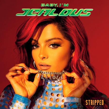 Baby, I'm Jealous (Stripped) 專輯封面