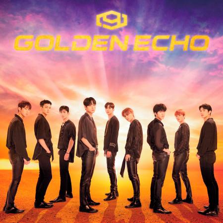 GOLDEN ECHO 專輯封面