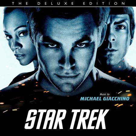 Star Trek (Original Motion Picture Soundtrack / Deluxe Edition) 專輯封面