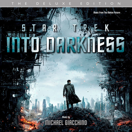 Star Trek Into Darkness (Music From The Original Motion Picture / Deluxe Edition) 專輯封面