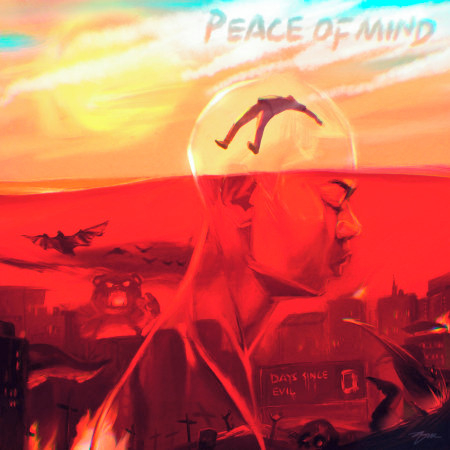 Peace Of Mind 專輯封面
