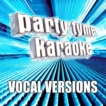 Party Tyme Karaoke - Pop Male Hits 8 (Vocal Versions) 專輯封面
