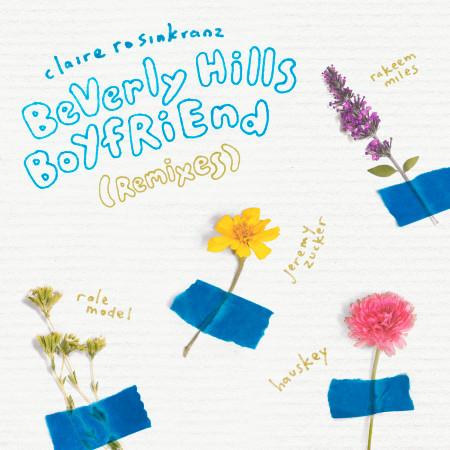 BeVerly Hills BoYfRiEnd (Remixes) 專輯封面