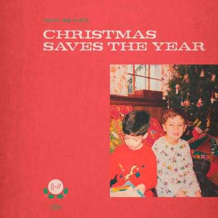 Christmas Saves The Year 專輯封面