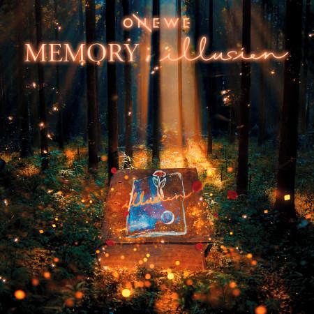 MEMORY : illusion 專輯封面