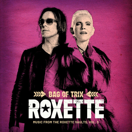 Bag Of Trix Vol. 3 (Music From The Roxette Vaults) 專輯封面