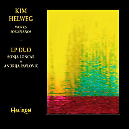 Kim Helweg, Works for 2 Pianos 專輯封面