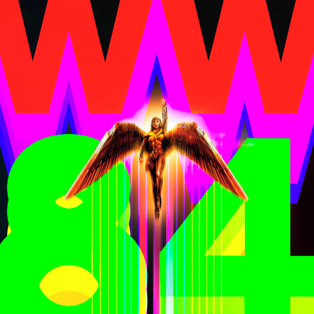 Wonder Woman 1984 (Original Motion Picture Soundtrack) 專輯封面