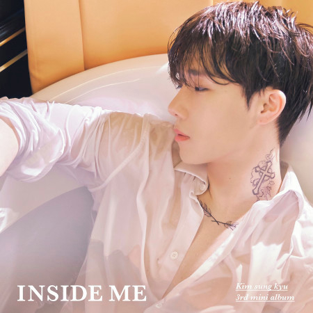 3rd Mini Album `INSIDE ME` 專輯封面