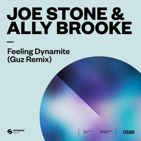Feeling Dynamite (Guz Remix) 專輯封面
