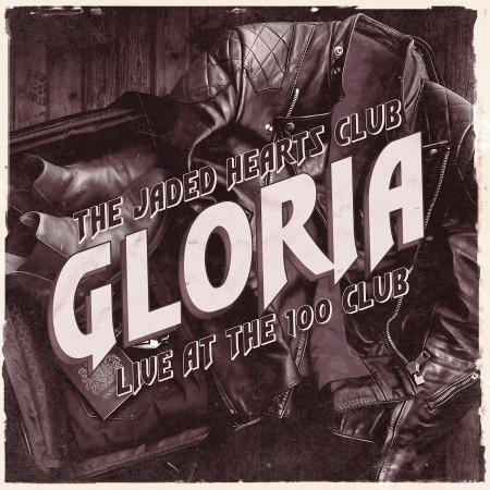 Gloria (Live at The 100 Club) 專輯封面