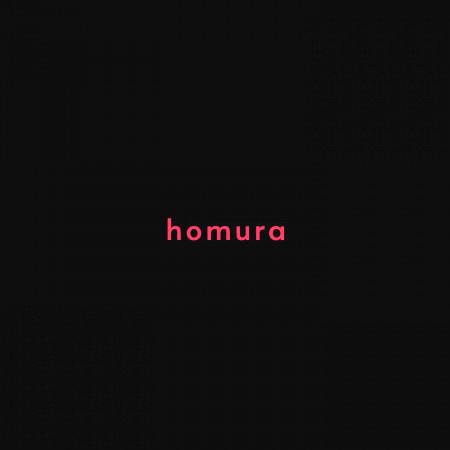 homura 專輯封面