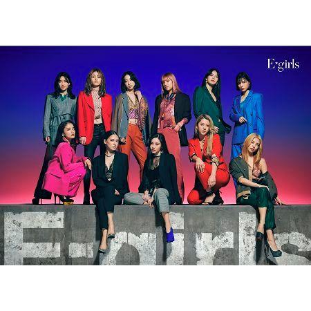 E-girls 專輯封面