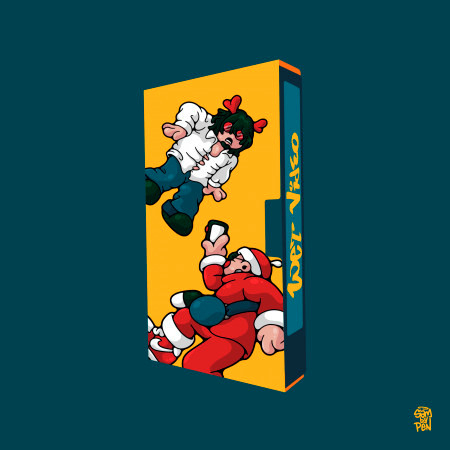 Rainy Christmas (Second tape of WET VIDEO) 專輯封面