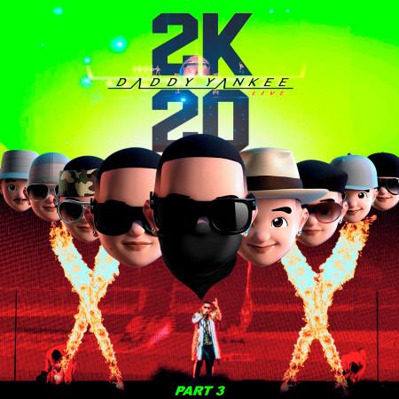 2K20, Pt. 3 (Live) 專輯封面