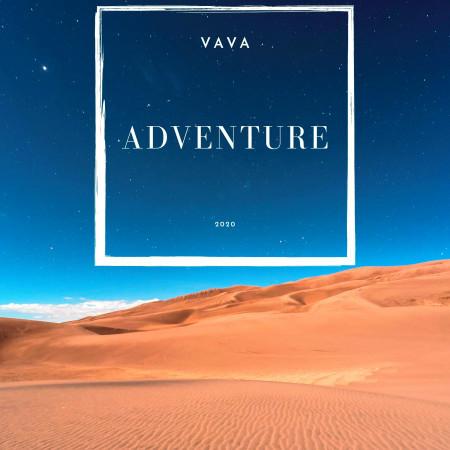 Adventure 專輯封面