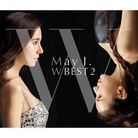 May J. W BEST 2 -Original & Covers- 專輯封面