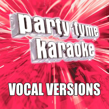Party Tyme Karaoke - R&B Male Hits 1 (Vocal Versions) 專輯封面
