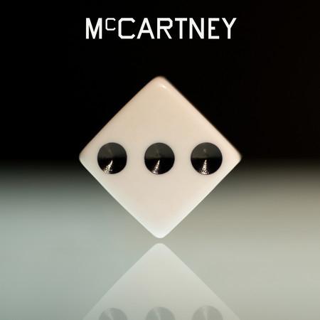 McCartney III 專輯封面
