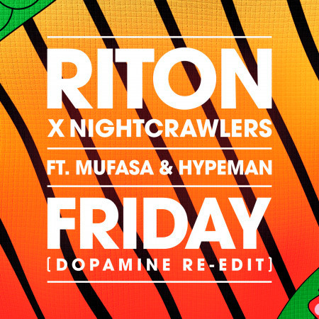 Friday (Dopamine Re-Edit) 專輯封面