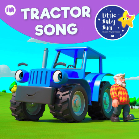 Tractor Song (Old Macdonald Tune) 專輯封面