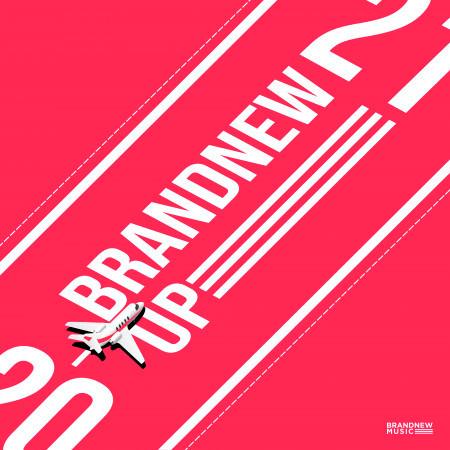 BRANDNEW YEAR 2020: BRANDNEW UP 專輯封面
