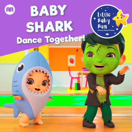 Baby Shark - Dance Together! 專輯封面