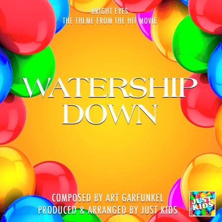 "Bright Eyes (From ""Watership Down"") 專輯封面"