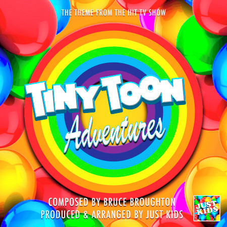 "Tiny Toon Adventures Main Theme (From ""Tiny Toon Adventures"") 專輯封面"