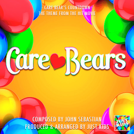 """Care Bear's Countdown (From """"Care Bears"""") 專輯封面"""