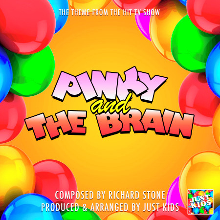"""Pinky And The Brain Main Theme (From """"Pinky And The Brain"""") 專輯封面"""