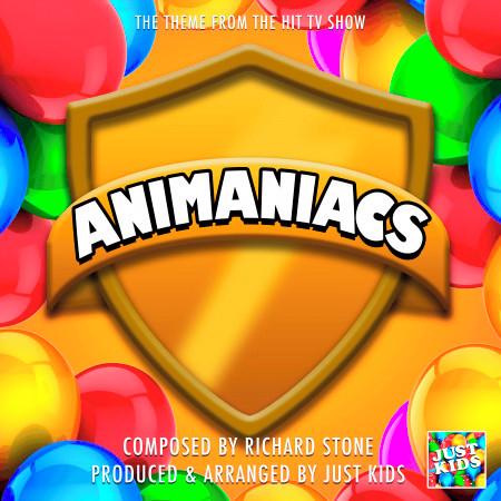 "Animaniacs Main Theme (From ""Animaniacs"") 專輯封面"