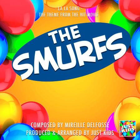 "La La Song Dance (From ""The Smurfs Movie"") 專輯封面"
