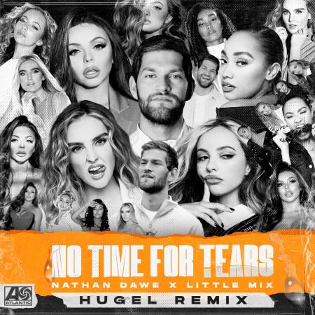 No Time For Tears (HUGEL Remix) 專輯封面