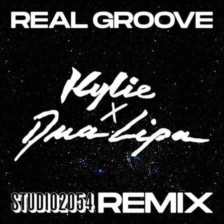 Real Groove (Studio 2054 Remix) 專輯封面
