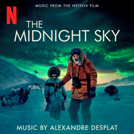 The Midnight Sky (Music From The Netflix Film) 專輯封面
