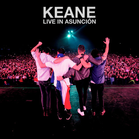 Live In Asunción 專輯封面