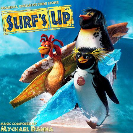 Surf's up (Original Motion Picture Score) 專輯封面